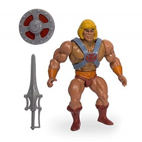 He-Man Vintage Masters Of The Universe Japanese Box - Super7