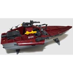 Hidrojato Torpedeiro Completo com caixa Comandos em Ação Gi Joe Estrela