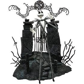Jack Skellington Select Figure - Nightmare Before Christmas - O Estranho Mundo de Jack - Diamond Sel