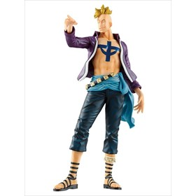 Marco King BWFC One Piece Banpresto