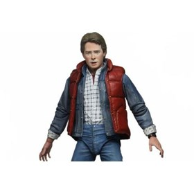 Marty Ultimate Figure 16 cm - Back to the Future - De Volta para o Futuro - NECA
