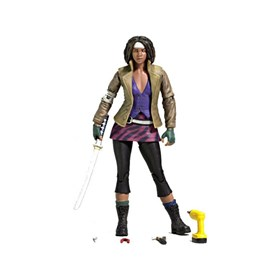 Michonne Comic Series 1 Walking Dead Mcfarlane