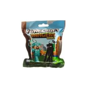 Minecraft Hangers Series 2 Saquinho Surpresa Bling Bag Just Toys - SOMENTE 1 UNIDADE