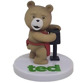 Mini Figuras do Ted Memorial Figure Collection Takara Tomy