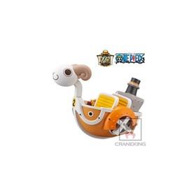 Mini Going Merry MG05 WCF Mega World Collectible Figure One Piece Banpresto