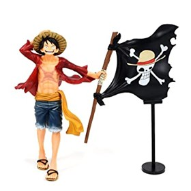 Monkey D. Luffy Magazine Figure One Piece Banpresto
