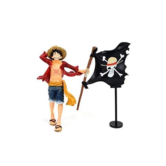 Monkey D. Luffy Magazine Figure One Piece Banpresto