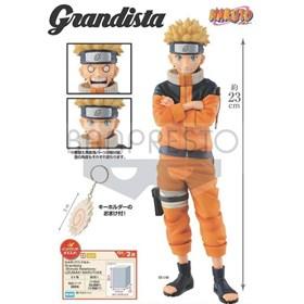 Naruto Uzumaki Grandista Shinobi Relations Banpresto