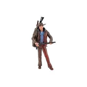 Officer Rick Grimes Bloody Comic Series Série 1 Walking Dead Mcfarlane