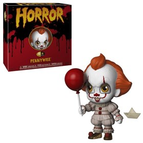 Pennywise 5 Star Vinyl Figure Funko - 2017 Movie - Horror