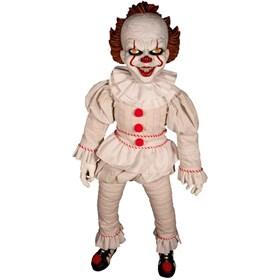 Pennywise Roto Plush Doll 45 cm - Mega Scale Doll - IT A Coisa - Mezco