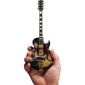 Réplica Guitarra Miniatura Elvis Presley 1968 Comeback Special Axe Heaven
