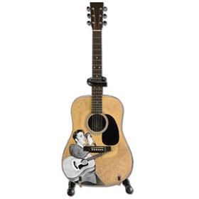 Réplica Violão Miniatura Elvis Presley 1955 Tribute Axe Heaven