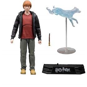 Ron Weasley As Relíquias da Morte Mcfarlane Toys