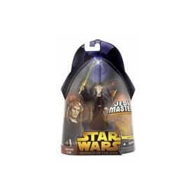 Saesee Tiin cartela danificada Jedi Master Revenge of the Sith Star Wars Hasbro