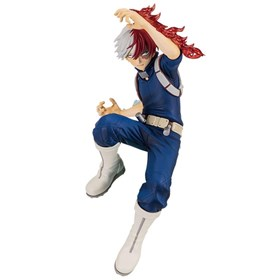 Shoto Todoroki The Amazing Heroes Boku no Hero My Hero Academia Banpresto