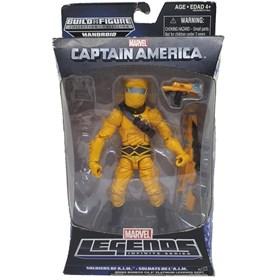 Soldiers of AIM Soldado da IMA sem peça Baf Mandroid Series Marvel Legends Hasbro