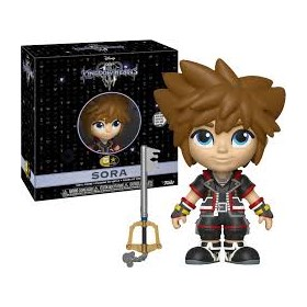Sora 5 Star Vinyl Figure Funko - Kingdom Hearts 3 - Disney