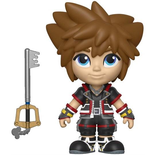 Sora 5 Star Vinyl Figure Funko - Kingdom Hearts 3 - Disney