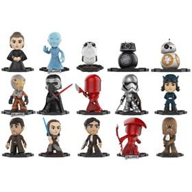 Star Wars Mystery Minis - Os Últimos Jedi - Funko - 1 Unidade