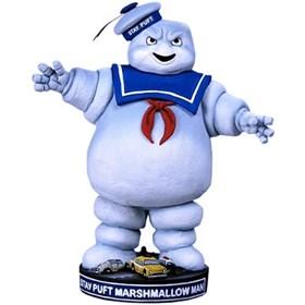 Stay Puft Marshmallow Man Head Knocker - Ghostbusters - Os Caça-Fantasmas - NECA