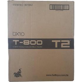 T-800 DX10 Arnold Schwarzenegger Terminator Exterminador do Futuro Hot Toys