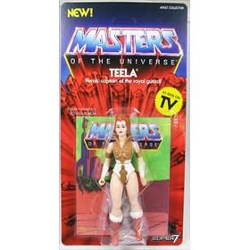 Teela Vintage Masters Of The Universe - MOTU - Super7