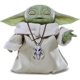 The Child Grogu Baby Yoda Boneco Animatrônico Animatronic Figure - Mandalorian - Star Wars - Hasbro
