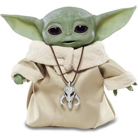 The Child Grogu Baby Yoda Boneco Animatrônico Animatronic Figure - Mandalorian - Star Wars - Hasbro