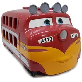 Trev Mini Carrying Case Cars Carros Disney Pixar Mattel