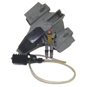 Turbo Submarino e Escafandrista Completo sem caixa Comandos em Ação Gi Joe Estrela