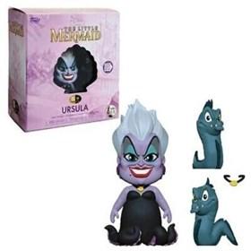 Ursula 5 Star Vinyl Figures Funko - The Little Mermaid - A Pequena Sereia - Disney