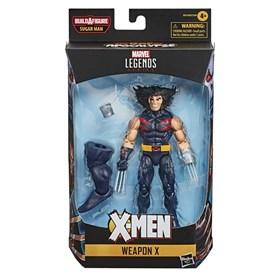 Weapon X Arma X Wolverine Age of Apocalypse Sugar Man Series Marvel Legends Hasbro